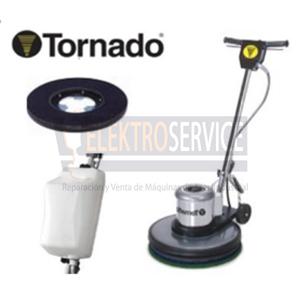 Abrillantadora baja velocidad Tornado