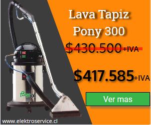 Banner Lava Tapiz Pony 300